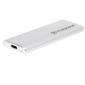 External SSD | TRANSCEND | ESD240C | 120GB | USB 3.1 | Write speed 460 MBytes/sec | Read speed 520 MBytes/sec | TS120GESD240C