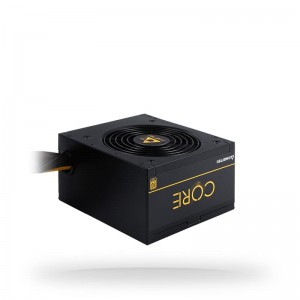 Power Supply | CHIEFTEC | 600 Watts | Efficiency 80 PLUS GOLD | PFC Active | BBS-600S