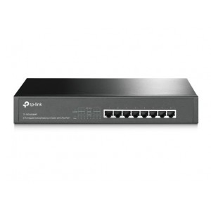Switch | TP-LINK | TL-SG1008MP | Desktop/pedestal | Rack | PoE+ ports 8 | TL-SG1008MP