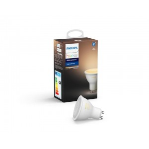 Smart Light Bulb | PHILIPS | Power consumption 5 Watts | Luminous flux 350 Lumen | 6500 K | 220 V-240 V | Bluetooth | 9290019533