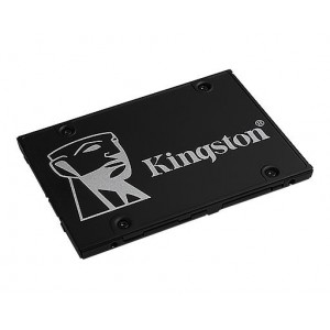 SSD | KINGSTON | KC600 | 512GB | SATA 3.0 | TLC | Write speed 520 MBytes/sec | Read speed 550 MBytes/sec | 2,5"