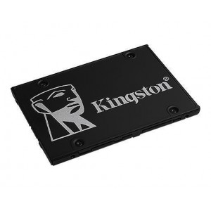 SSD | KINGSTON | KC600 | 2TB | SATA 3.0 | TLC | Write speed 520 MBytes/sec | Read speed 550 MBytes/sec | 2,5"