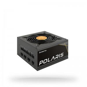 Power Supply | CHIEFTEC | 650 Watts | Efficiency 80 PLUS GOLD | PFC Active | PPS-650FC