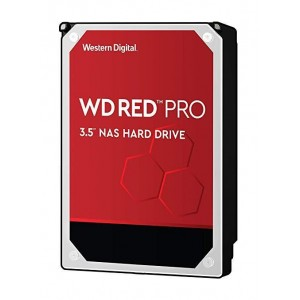 HDD | WESTERN DIGITAL | Red Pro | 14TB | SATA 3.0 | 512 MB | 7200 rpm | 3,5"
