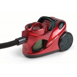 Vacuum Cleaner | DOMO | DO7279S | Bagless | Capacity 2 l | Red | Weight 5.8 kg | DO7279S