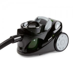 Vacuum Cleaner | DOMO | DO7271S | Canister/Bagless | Capacity 2 l | Noise 78 dB | Black | Weight 4.55 kg | DO7271S