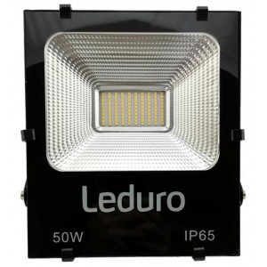 Lamp | LEDURO | Power consumption 50 Watts | Luminous flux 6000 Lumen | 4500 K | Beam angle 100 degrees | 46551