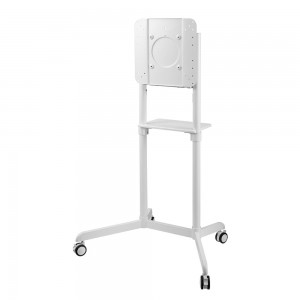 "TV SET ACC FLOOR STAND/37-70"" NS-M1250WHITE NEWSTAR"