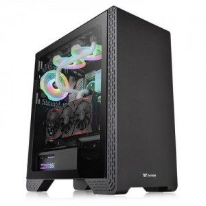 Case | THERMALTAKE | S300 TG | MidiTower | Not included | ATX | MicroATX | MiniITX | CA-1P5-00M1WN-00