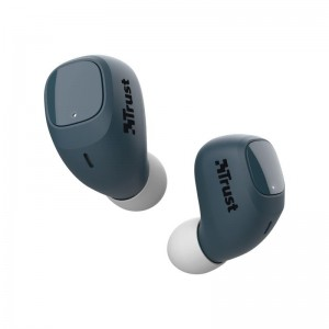 HEADSET NIKA COMPACT BLUETOOTH/BLUE 23903 TRUST
