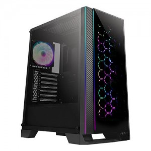 Case | ANTEC | NX600 | MidiTower | Not included | ATX | MicroATX | MiniITX | Colour Black | 0-761345-81060-9