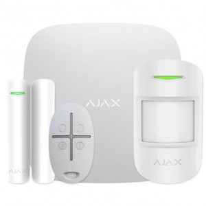 ALARM SECURITY STARTERKIT/WHITE/ 20288 AJAX