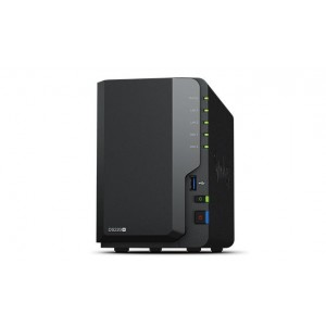 NAS STORAGE TOWER 2BAY/NO HDD USB3 DS220+ SYNOLOGY