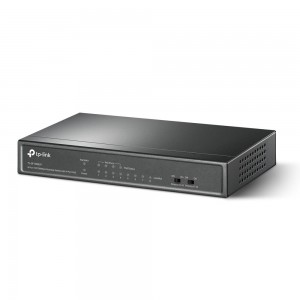 Switch | TP-LINK | TL-SF1008LP | Desktop/pedestal | 8x10Base-T / 100Base-TX | PoE ports 4 | TL-SF1008LP