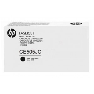 TONER BLACK 05J/P2055 8K/CE505JC HP