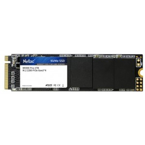SSD | NETAC | 256GB | M.2 | PCIE | NVMe | Write speed 1720 MBytes/sec | Read speed 2130 MBytes/sec | NT01N930E-256G-E4X