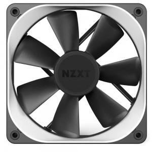 CASE FAN ACC AER TRIM/WHITE RF-ACT12-W1 NZXT