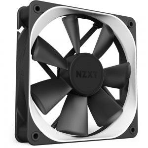 CASE FAN ACC AER TRIM/WHITE RF-ACT14-W1 NZXT