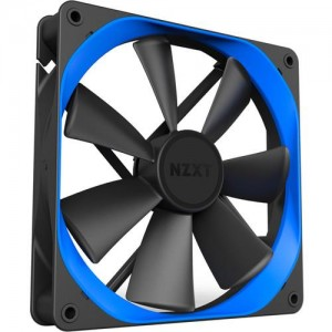 CASE FAN ACC AER TRIM/BLUE RF-ACT14-U1 NZXT