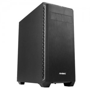 Case | ANTEC | P7 SILENT | MidiTower | Not included | ATX | MicroATX | MiniITX | Colour Black | 0-761345-11608-4