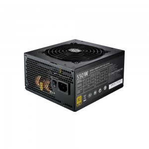 Power Supply | COOLER MASTER | 550 Watts | Efficiency 80 PLUS GOLD | PFC Active | MTBF 100000 hours | MPE-5501-AFAAG-EU