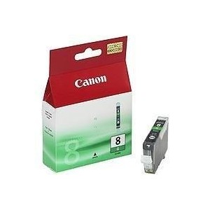 INK CARTRIDGE GREEN CLI-8G/0627B001 CANON