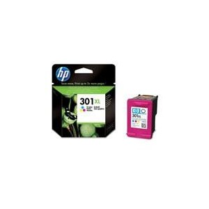 INK CARTRIDGE COLOR NO.301XL/6ML CH564EE HP