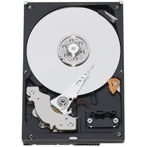 HDD | WESTERN DIGITAL | Blue | 1TB | SATA 3.0 | 64 MB | 7200 rpm | 3,5"
