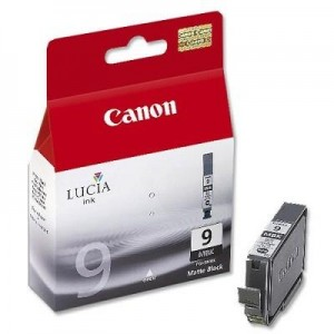 INK CARTRIDGE BLACK PGI-9MBK/MATTE 1033B001 CANON