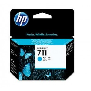 INK CARTRIDGE CYAN NO.711/29ML CZ130A HP