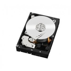 HDD | WESTERN DIGITAL | Black | 1TB | SATA 3.0 | 64 MB | 7200 rpm | 3,5"