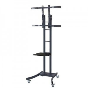 "TV SET ACC FLOOR STAND BLACK/32-70"" PLASMA-M2000E NEWSTAR"