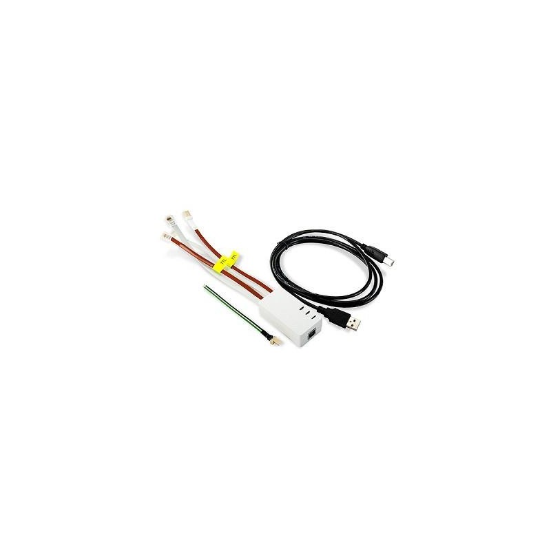 PROGRAMMING CABLE KIT/USB-RS SATEL