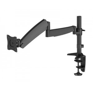 "TV SET ACC DESK MOUNT BLACK/10-24"" FPMA-D950BLACK NEWSTAR"