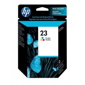 INK CARTRIDGE COLOR NO.23/30ML C1823D HP