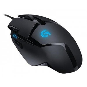 MOUSE USB OPTICAL G402/BLACK 910-004067 LOGITECH