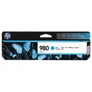 INK CARTRIDGE CYAN NO.980/D8J07A HP