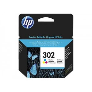 INK CARTRIDGE COLOR NO.302/F6U65AE HP