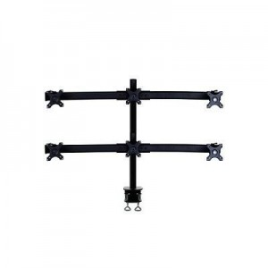 "TV SET ACC DESK MOUNT BLACK/19-27"" FPMA-D700D6 NEWSTAR"