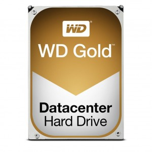 HDD | WESTERN DIGITAL | Gold | 1TB | SATA 3.0 | 128 MB | 7200 rpm | 3,5"