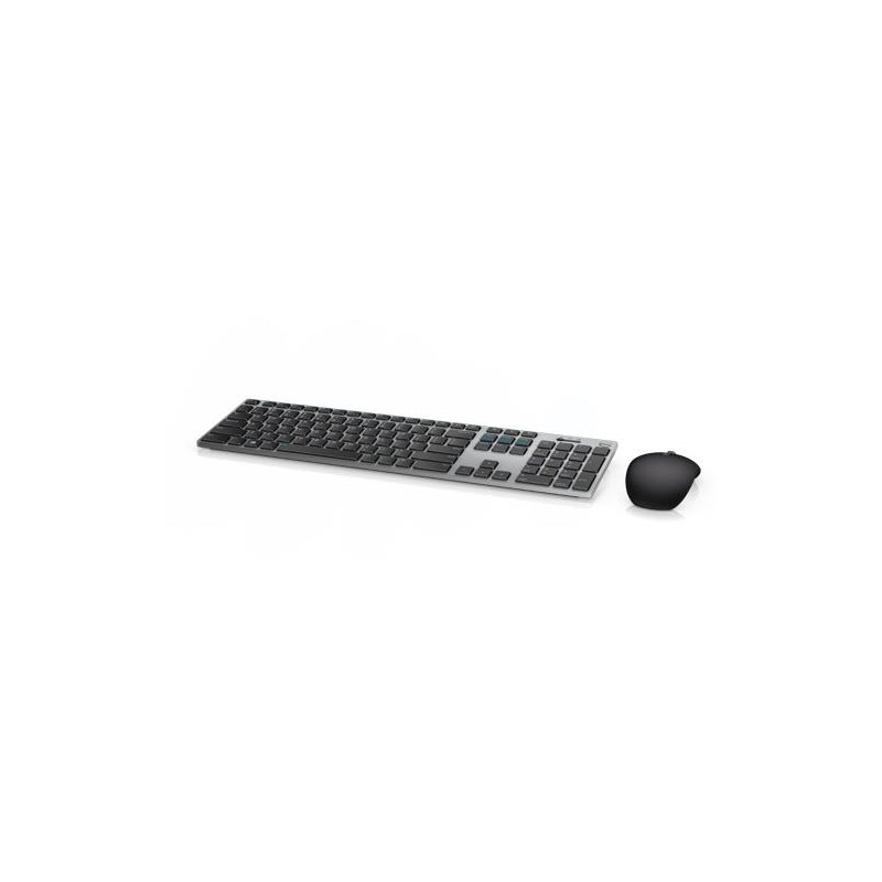 KEYBOARD +MOUSE WRL LAS. KM717/NOR 580-AFQL DELL