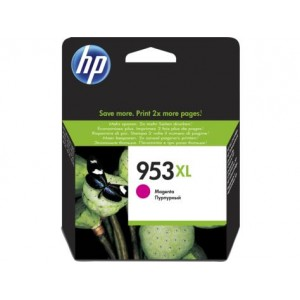 INK CARTRIDGE MAGENTA NO.953XL/20.5ML F6U17AE HP