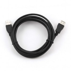 CABLE USB2 EXTENSION AM-AF/1.8M CCF-USB2-AMAF-6 GEMBIRD