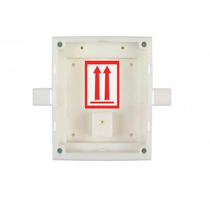 ENTRY PANEL FLUSH MOUNT BOX//IP SOLO 9155017 2N