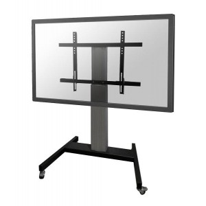 "TV SET ACC FLOOR STAND 42-100""/PLASMA-M2250SILVER NEWSTAR"