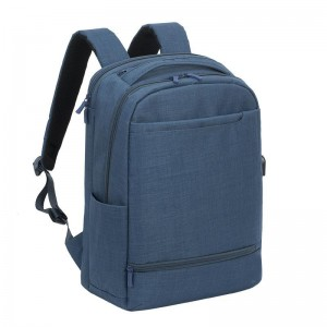 "NB BACKPACK BISCAYNE 17.3""/8365 BLUE RIVACASE"
