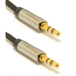 CABLE AUDIO 3.5MM 1M/CCAP-444-1M GEMBIRD