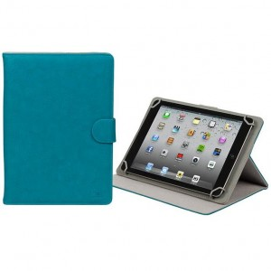 "TABLET SLEEVE ORLY 10.1""/3017 AQUAMARINE RIVACASE"