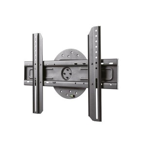 "TV SET ACC WALL MOUNT BLACK/37-75"" LED-WR100BLACK NEWSTAR"