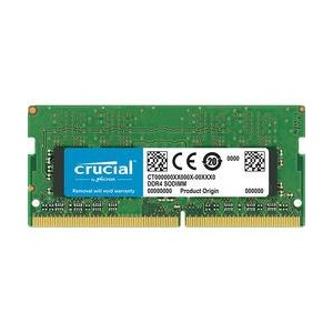 NB MEMORY 4GB PC21300 DDR4/SO CT4G4SFS6266 CRUCIAL